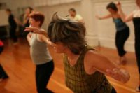 Nia classes with maureen summers